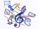 Violinschlüsselbild